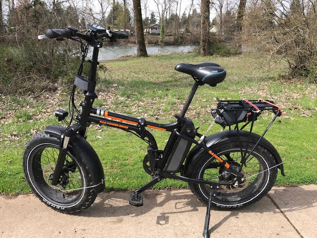 Rad Mini Folding E-Bike